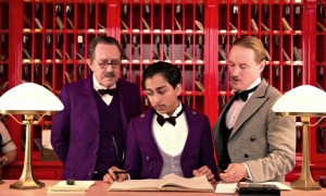 "Tony Revolori and Owen Wilson star in ""The Grand Budapest Hotel."" Photo credit: Fox Searchlight"
