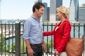 "Paul Rudd and Amy Poehler star in ""They Came Together."" Photo Credit: Lionsgate"