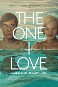 "Mark Duplass and Elizabeth Moss star in ""The One I Love."" Photo  Credit: Radius TWC"