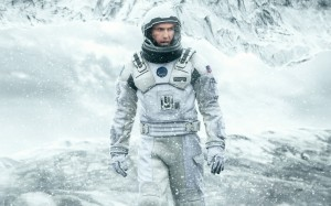 "Matthew McConaughey stars in ""Interstellar."" Photo credit: Paramount Pictures."