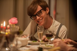 "Eddie Redmayne stars as Stephen Hawking in ""The Theory of Everything."" Photo Credit: Focus Features"
