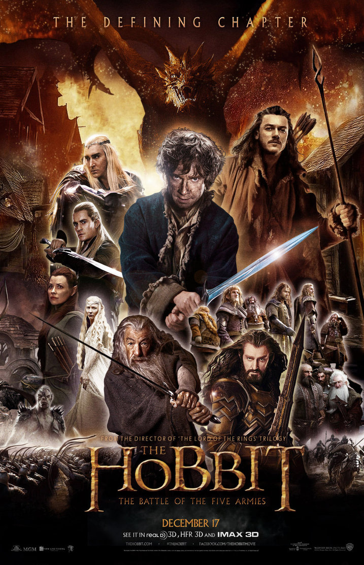 [BluRay 1080p] The Hobbit The Battle of the Five Armies ...
