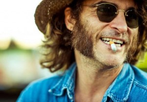 "Joaquin Phoenix stars in ""Inherent Vice."" Photo credit: Warner Bros."