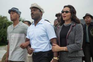 "David Oyelowo and Carmen Ejogo star in ""Selma."" Photo Credit: Paramount Pictures."
