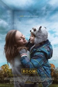 "Brie Larson, Jacob Tremblay, Joan Allen, and William H. Macy star in ""Room."""