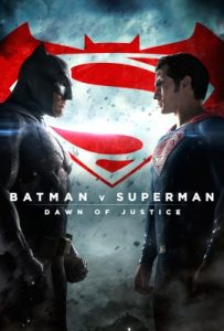 "Ben Affleck and Henry Cavill star in ""Batman v. Superman: Dawn of Justice."" Photo Credit: Warner Bros./DC Entertainment"