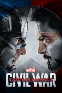 "Chris Evans and Robert Downey Jr. star in ""Captain America Civil War."" Photo credit: Marvel Studios."