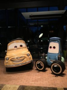 Pixar Animation Studios- Emeryville, CA. 'Cars' film characters. Photo Credit: Sarah Knight Adamson