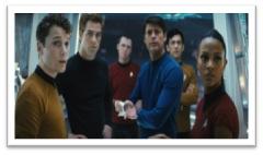 scene from Star Trek