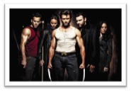 The cast of Wolverine