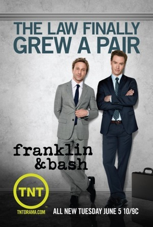 Franklin and Bash TV Show