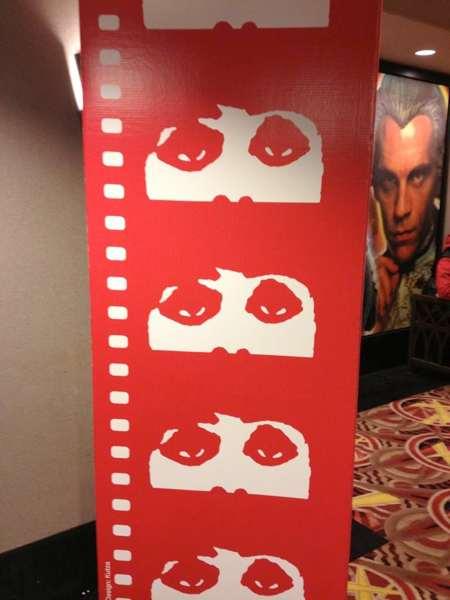 Sarah's Backstage Pass Attends Chicago International Film Festival