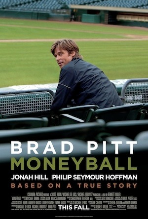 Brad Pitt stars as Oakland A's General Manager Billy Beane in