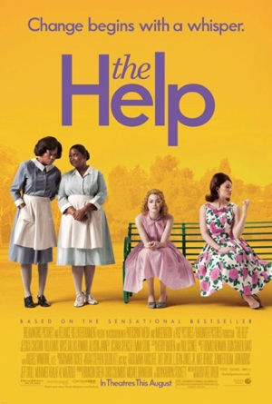 Viola Davis, Octavia Spencer, Emma Stone and Bryce Dallas Howard star in THE HELP.